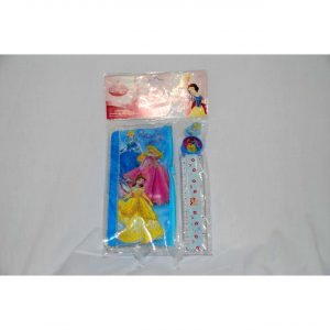 4pc Princess Stationary Set