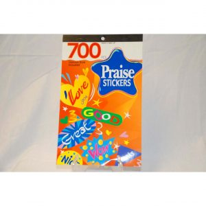 700pc Sticker Book