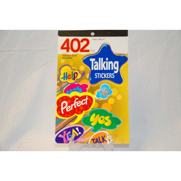 402pc Sticker Book