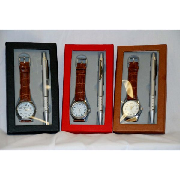 Watch & Pen Set