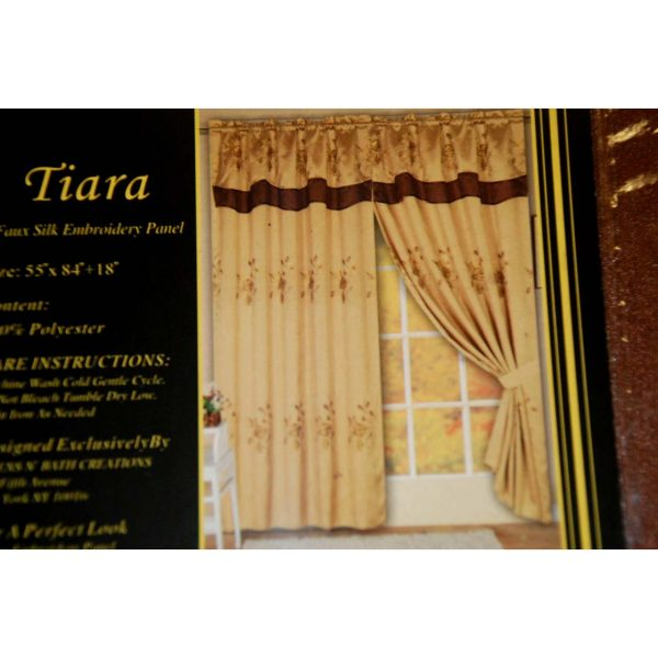 Tiara Panel Curtain