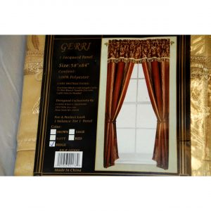 Gerri Panel Curtain