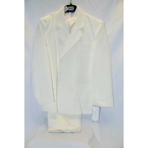 Boy White Suit