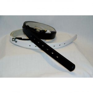 Black & White School Belt