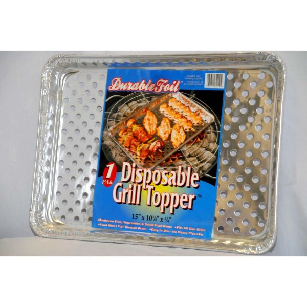 Disposable Grill Topper