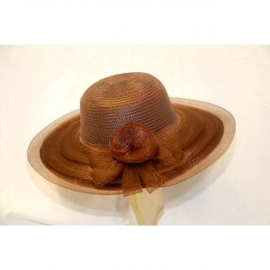 Ladies Wide Rim Hat