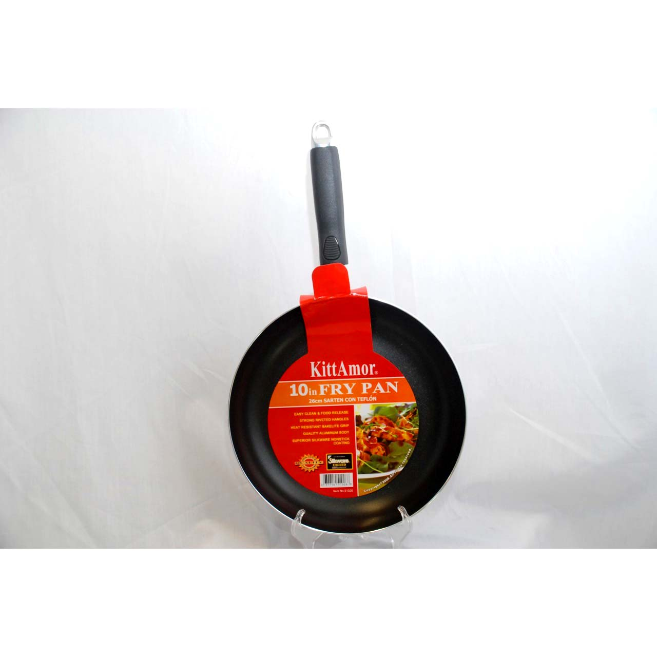"10"" Teflon Frying Pan"