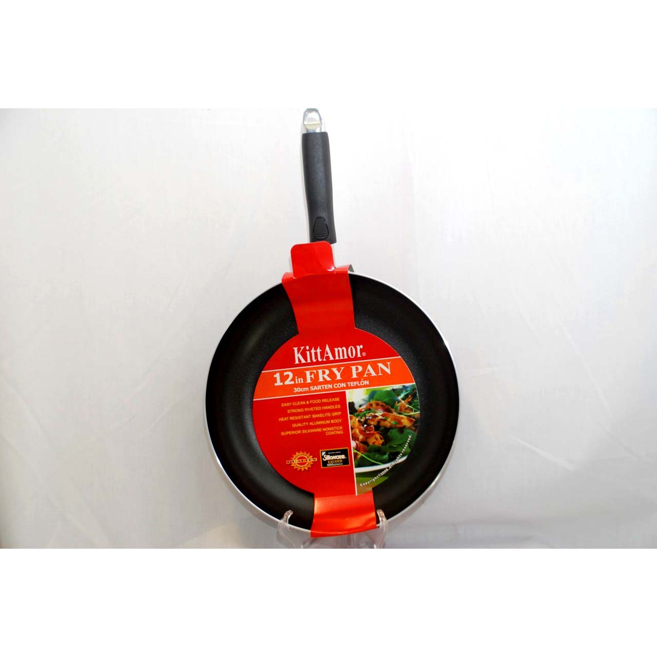 "12"" Teflon Frying Pan"