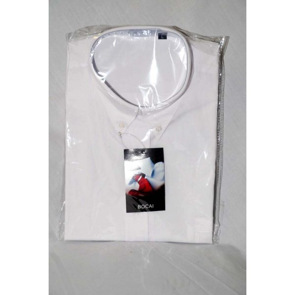 Stiff Collar School White Shirts