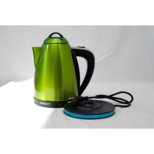 Cordless Colored Stainless Steel Kettle
