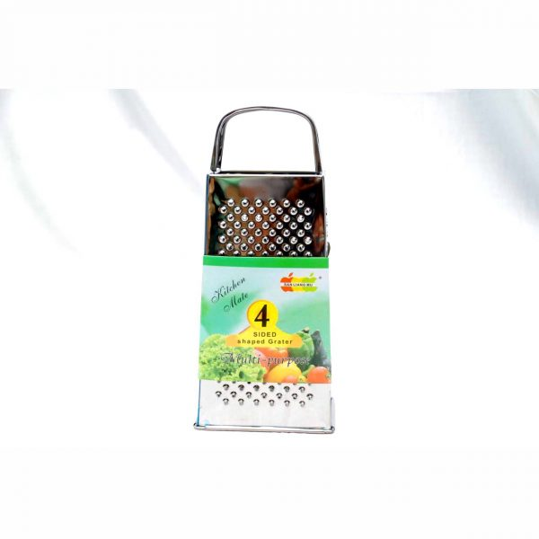 Square 4 Sided Grater