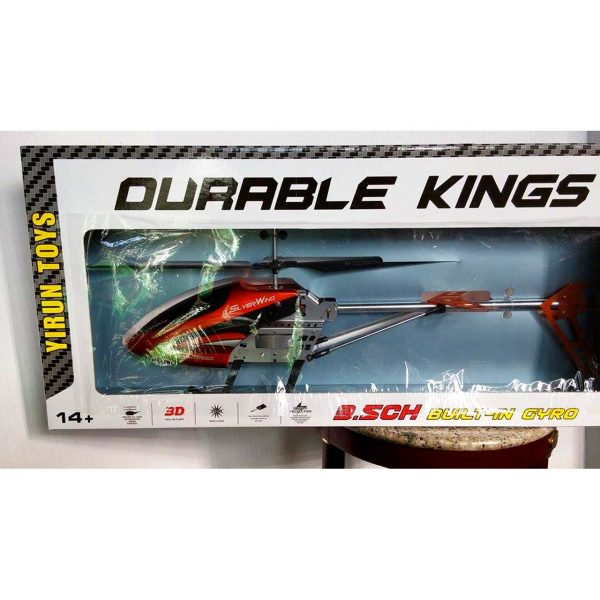 Remote Control Helicopter w/built-in Gyro