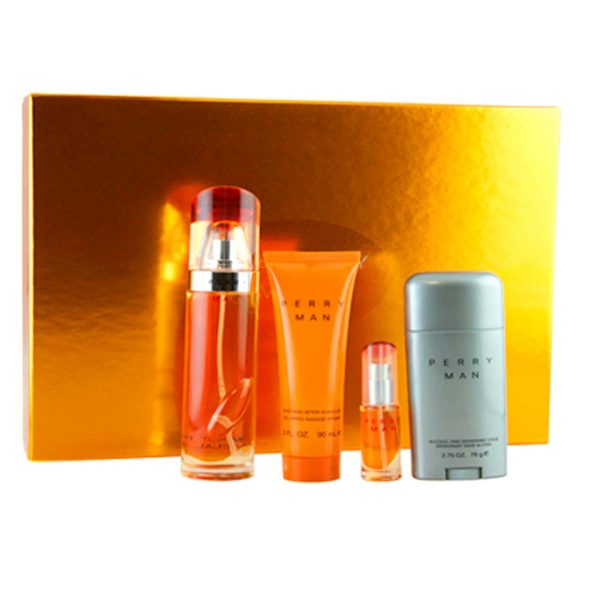 Perry Man Gift Set