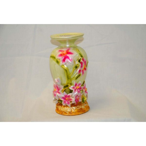 Floral Candle Stand