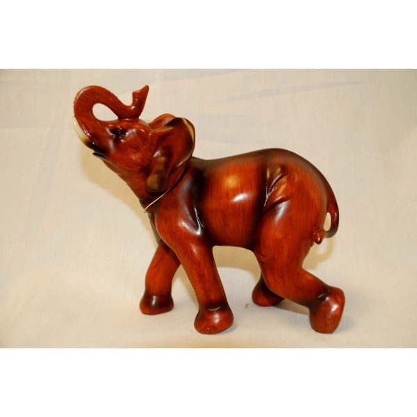 Poly. Elephant Ornament (Large)