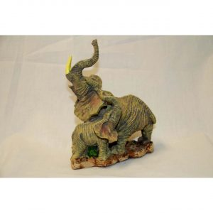 Elephant Ornament (Mom & Child)