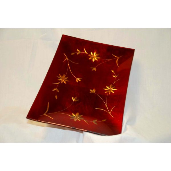 Rectangle Glass Plate