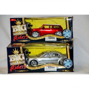 RC Big Baller Riders