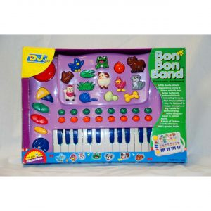Electronic Keyboard w/Animal Sound