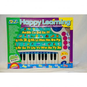 Electronic Keyboard w/Alphabet