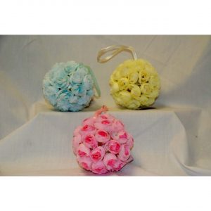 Rose Ball Assorted Colors