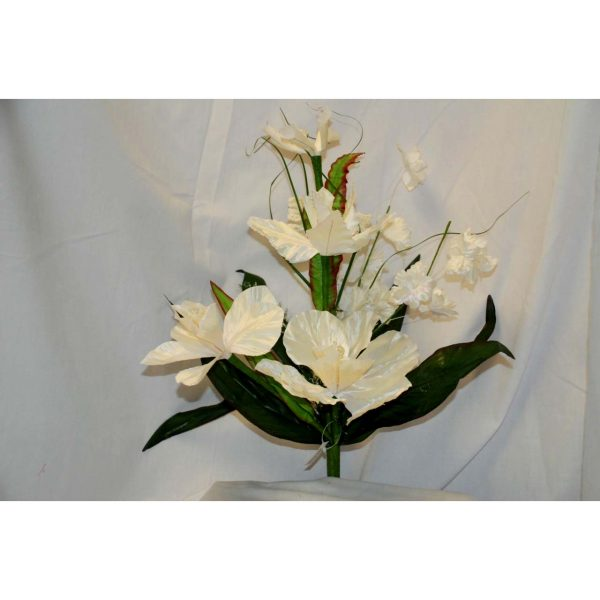 Silk Flower Arrangement