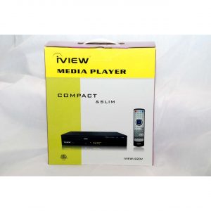 iView DVD Player