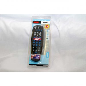 RCA Universal Remote w/Batteries
